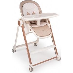 Стульчик для кормления Happy Baby BERNY V2 (beige) стульчик для кормления happy baby wiliam v2 lilac