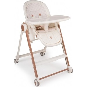 Стульчик для кормления Happy Baby BERNY V2 (milk) стульчик для кормления happy baby wiliam v2 lilac