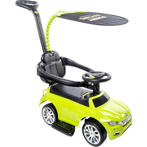 Машина-каталка Happy Baby JEEPSY (yellow)