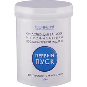 Очиститель Techpoint первый пуск и профилактика для посудомоечной машины (ПММ), концентрат 200 г