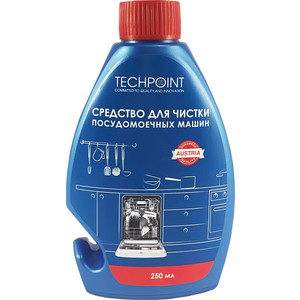 Очиститель для посудомоечной машины (ПММ) Techpoint концентрат 250 мл концентрат феромонов для мужчин shiatsu 25 мл
