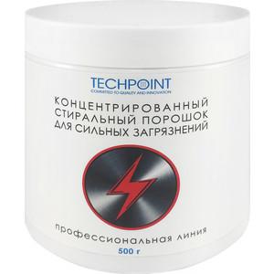 Стиральный порошок Techpoint для сильных загрязнений, концентрат 500 г