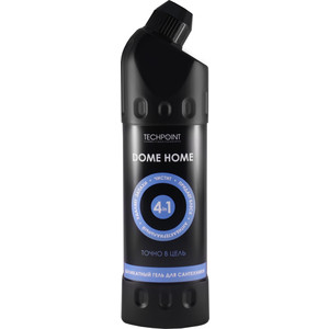 Чистящее средство Techpoint для деликатной чистки сантехники и акриловых ванн, гель-концентрат 750 мл чистящее средство techpoint для сантехники гель концентрат 750 мл