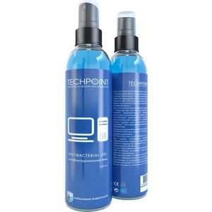 Чистящее средство Techpoint антибактериальное, для ухода за мониторами, гель, 200 мл средство для ухода за проблемн beauty formulas средство для ухода за проблемн
