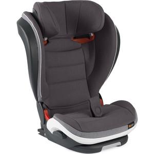 Фото - Автокресло BeSafe iZi Flex Fix i-Size(Metallic Melange 518002) (122720) автокресло 2 3 besafe izi flex fix i size black car interior premium 518050