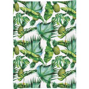 Пеленальный матрас Ceba Baby 70 см Flora Fauna мягкий без изголовья W-102(Pina W-102-099-545) (123752)