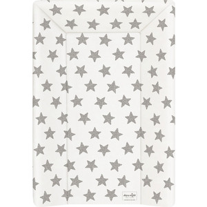 Пеленальный матрас Ceba Baby 70 см мягкий с изголовьем W-103(W-103-094-522 Day Night Stars) (122651)