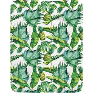 лучшая цена Пеленальный матрас Ceba Baby 70x50 см Flora Fauna мягкий на комод W-143(Pina W-143-099-545) (123758)