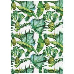 Пеленальный матрас Ceba Baby без изголовья Flora Fauna 70 см на кровать W-200(Pina W-200-099-545) (123747)