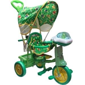 Велосипед трехколёсный Jaguar MS-0547 зеленый