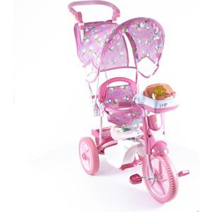 Велосипед трехколёсный Jaguar MS-0747K розовый