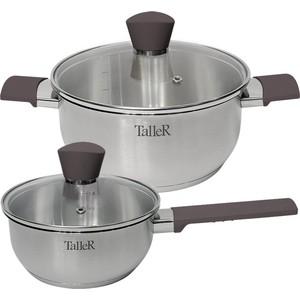 Набор посуды 4 предмета Taller (TR-7380)