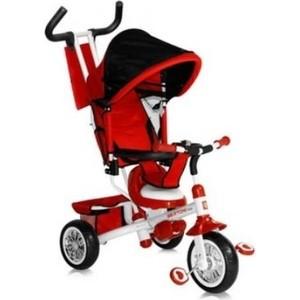 Велосипед трехколесный Lorelli Красно-белый / Red&White 1605 (10050091605)