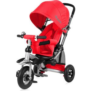 цена на Велосипед трехколесный Lorelli Lexus надувные колеса Красный / Red 0004
