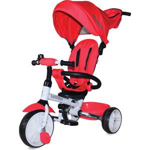 Велосипед трехколесный Lorelli Matrix Красный / Red 0004 (10050314) недорго, оригинальная цена