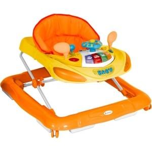 Ходунки Lorelli W1224 CE / Оранжевый Orange 0901 (1012022901)