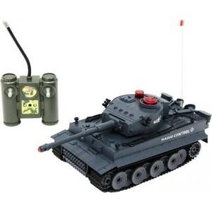 цена на Радиоуправляемый танк Huan Qi (на аккумуляторе, свет, звук) - 518