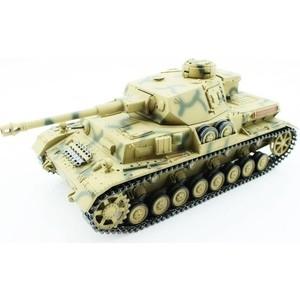 Радиоуправляемый танк Taigen Panzerkampfwagen IV Ausf.F2.Sd.Kfz RTR масштаб 1:16 2.4G - TG3859-1B-P