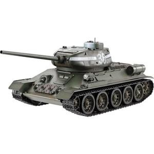 Радиоуправляемый танк Taigen Russia T34-85 Green Edition масштаб 1:16 2.4G - TG3909-1G-IR цена в Москве и Питере