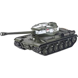 Радиоуправляемый танк Taigen ИС-2 модель 1944, СССР, (для ИК танкового боя) масштаб 1:16 RTR 2.4G - TG3928-1G-IR taigen kv 1 hc металл 2 4ghz ик