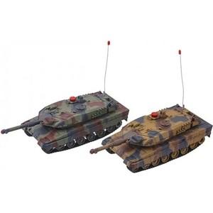 Радиоуправляемый танковый бой Huan Qi 2.4G Abrams vs масштаб 1:24 - 558(2.4G)
