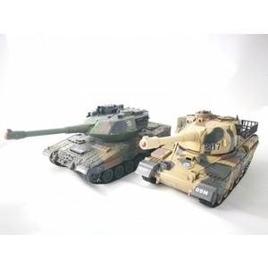 Радиоуправляемый танковый бой HouseHold YH4101C-1VS-3
