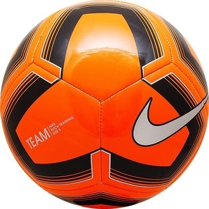 Футбольный мяч Nike Pitch Training SC3893-803 р. 5 кроссовки nike 749326 500 р 34 5 5