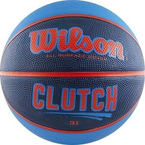 все цены на Баскетбольный мяч Wilson Clutch 285 WTB14196XB06 р.6 онлайн