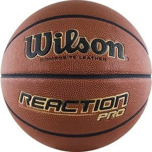Баскетбольный мяч Wilson Reaction PRO WTB10137XB07 р.7