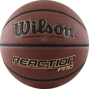 Баскетбольный мяч Wilson Reaction PRO WTB10138XB06 р.6 chain reaction