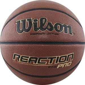 Баскетбольный мяч Wilson Reaction PRO WTB10139XB05 р.5
