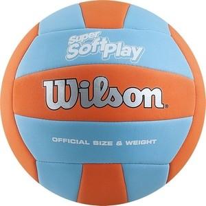 Волейбольный мяч Wilson Super Soft Play WTH90119XB р.5