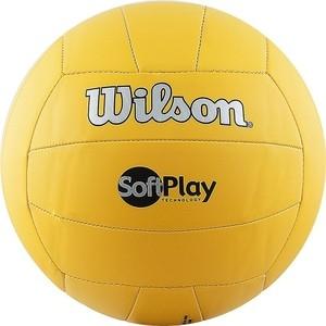 Волейбольный мяч Wilson Soft Play WTH3501XYEL р.5
