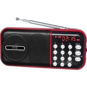 Радиоприемник MAX MR-321 red