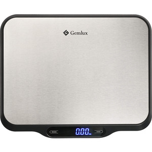 Весы кухонные GEMLUX GL-KS15 цена и фото