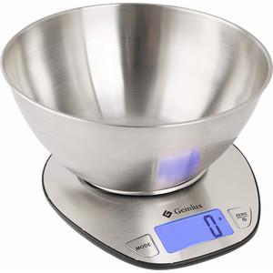 Весы кухонные GEMLUX GL-KS5SB цена и фото