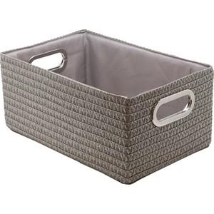 Короб для хранения Handy Home складной, Д310 Ш220 В190, серый