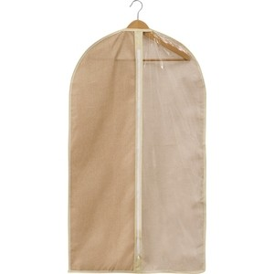Чехол для одежды Handy Home Лен, Д1000 Ш600, песочный подставка для ноутбука барышня handy home