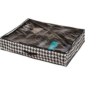 Короб Handy Home органайзер Пепита 12 секций, Д750 Ш600 В150, черно-белый