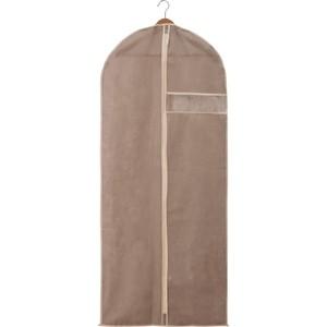 Чехол для одежды Handy Home Вельвет Д1350 Ш600, серый