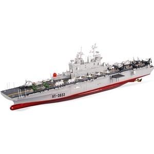 Радиоуправляемый корабль Heng Tai Military Affairs 2.4G - HT-3833