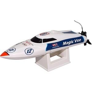Радиоуправляемый катер Joysway Magic Vee V5 RTR 2.4G - JS8106V5 радиоуправляемый катер proboat react 17 deep v rtr 2 4g