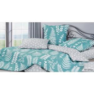Комплект постельного белья Ecotex 2 сп, сатин, Гармоника Флорида (4650074957951)
