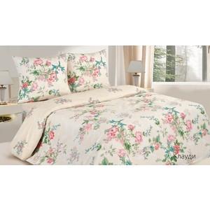 Комплект постельного белья Ecotex 2 сп, поплин, Поэтика Клауди (4650074956695)