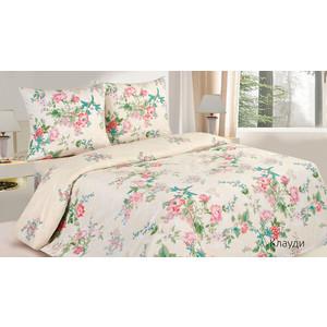 Комплект постельного белья Ecotex евро, поплин, Поэтика Клауди (4650074956718)