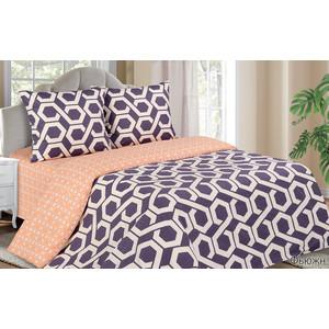 Комплект постельного белья Ecotex евро, поплин, Поэтика Фьюжн (4650074958095)