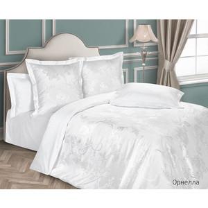 цена Комплект постельного белья Ecotex семейный, сатин-жаккард, Эстетика Орнелла (4650074956671) онлайн в 2017 году