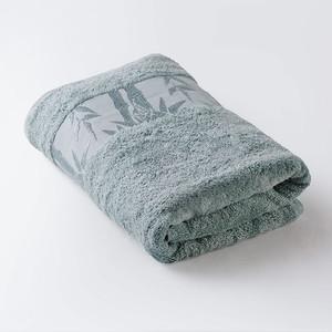 Полотенце Ecotex Бамбук, 67x130, морская волна (4650074950501) полотенце махровое василиса флер цвет морская волна