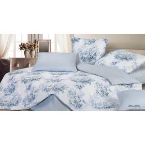 Комплект постельного белья Ecotex семейный, сатин, Гармоника Монако (4660054341083)