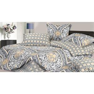 цена Комплект постельного белья Ecotex евро, сатин, Гармоника Авери (4660054341038) онлайн в 2017 году